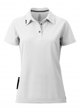 POLYCOTTON POLO WOMEN - Detailansicht